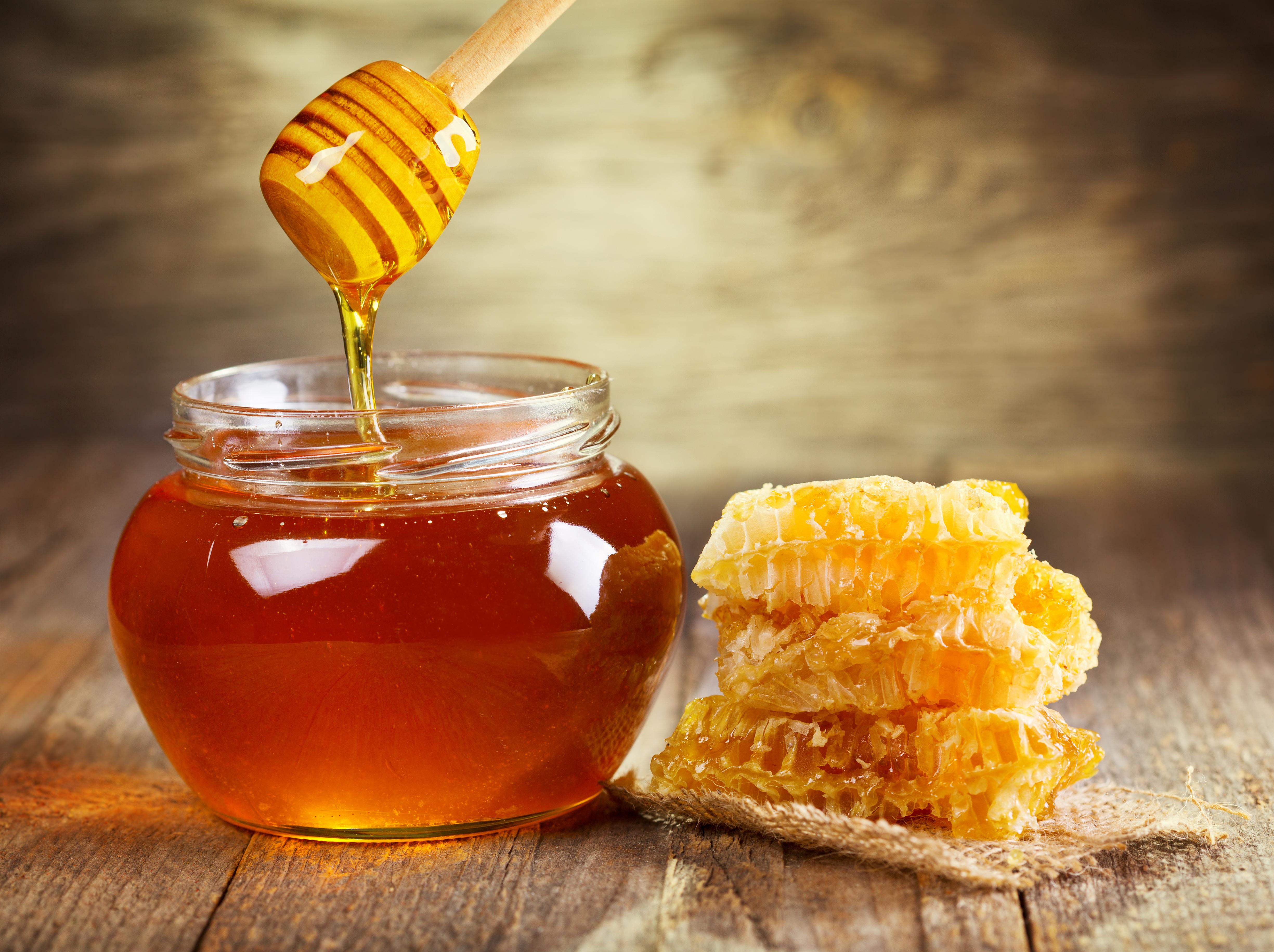 Пчелиный мёд — Википедия