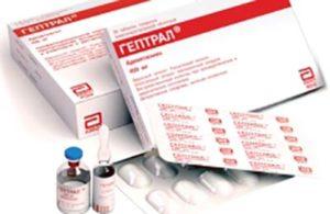 Как правильно колоть препарат Гептрал