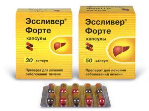 Лекарства при циррозе на стадии декомпенсации