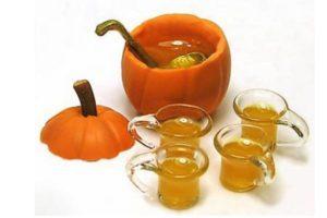 тыква с медом для лечения печени