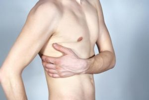больные циррозом печени разной степени