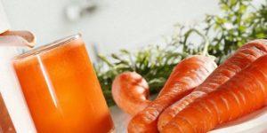 Морковный сок: польза и вред для печени